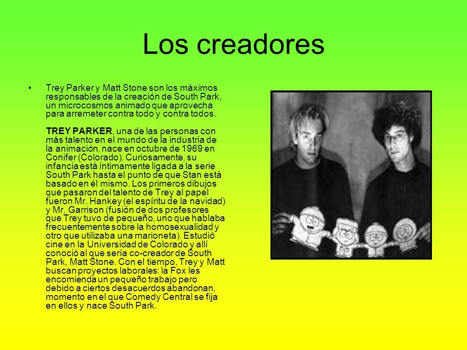Los creadores