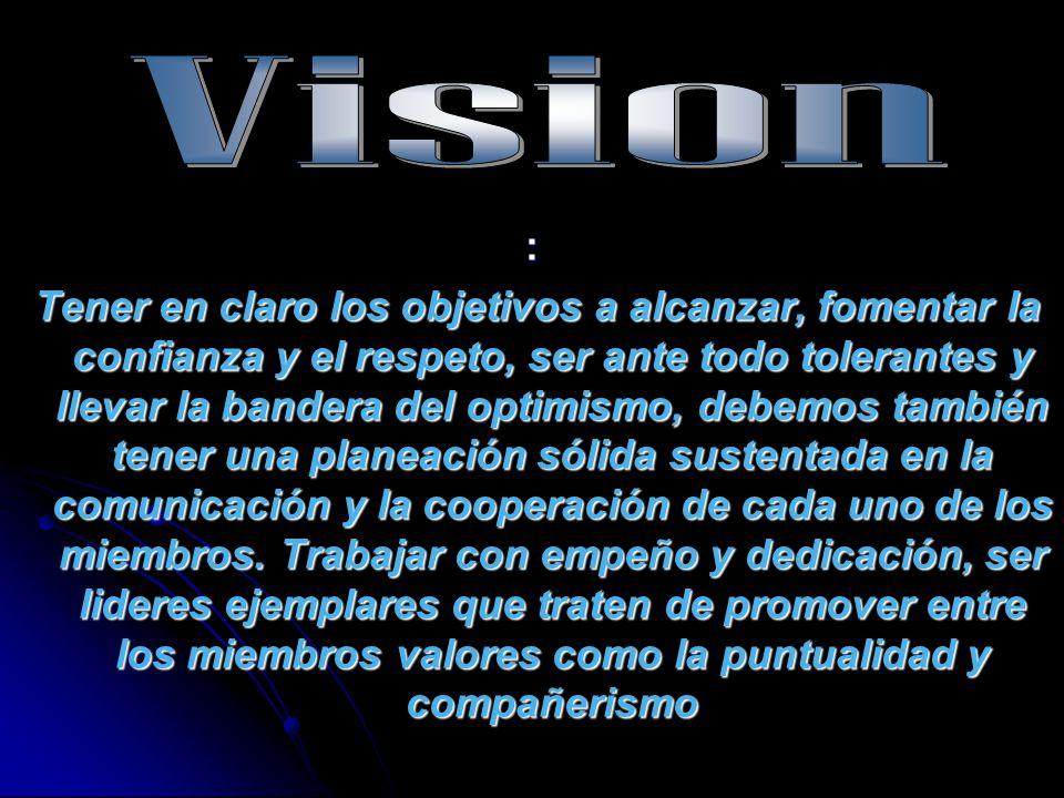 Vision :
