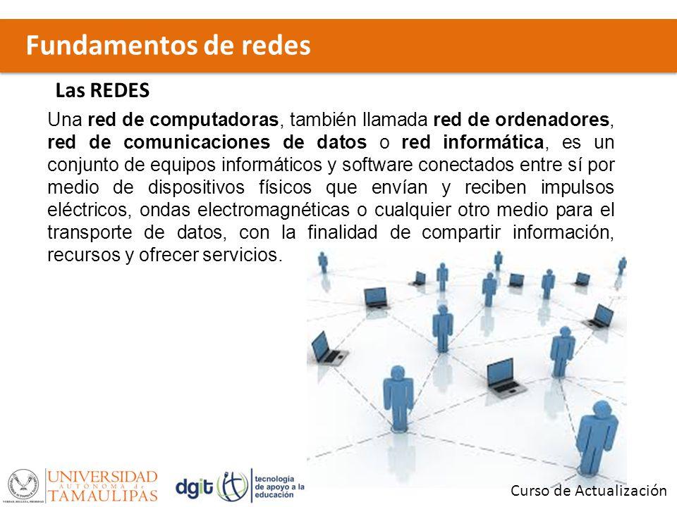 Fundamentos de redes Las REDES
