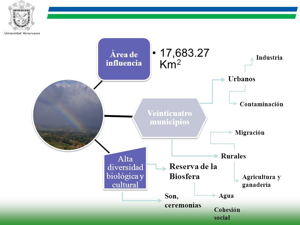 Veinticuatro municipios