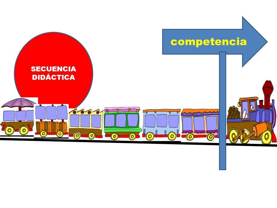 competencia SECUENCIA DIDÁCTICA