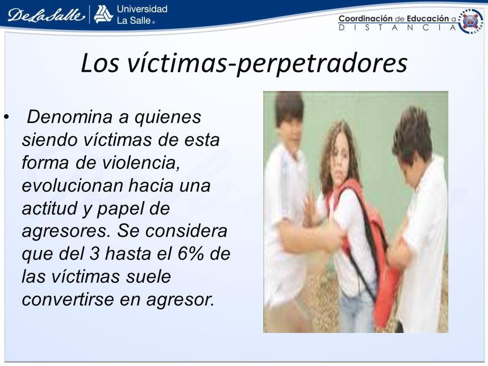 Los víctimas-perpetradores