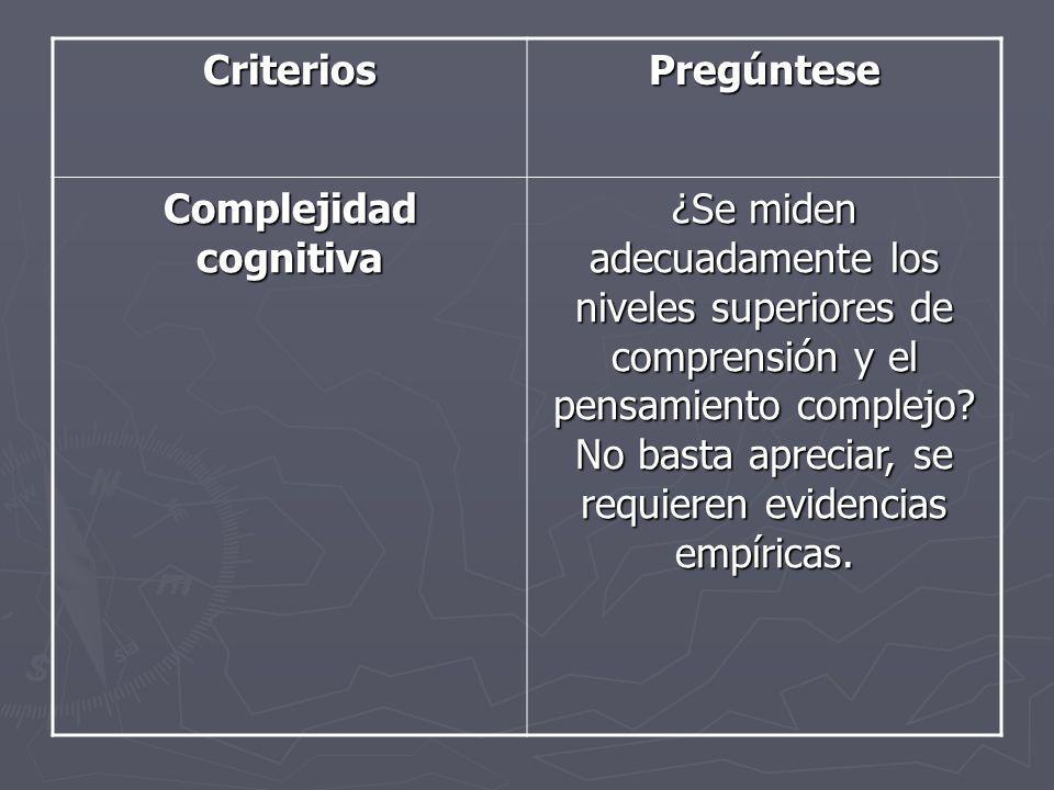 Complejidad cognitiva