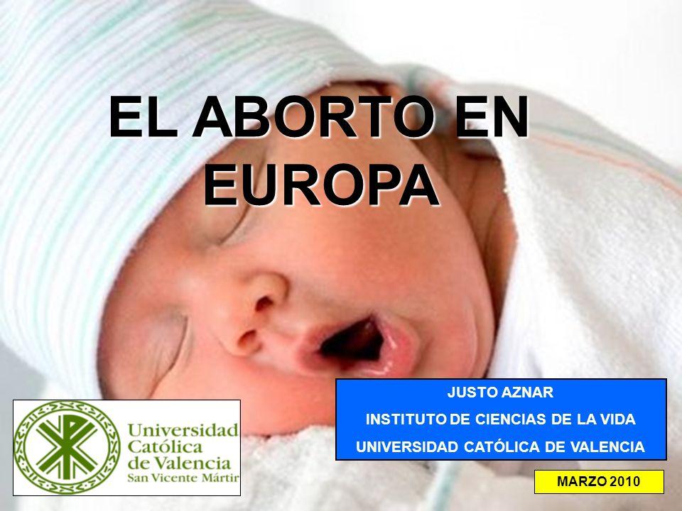 INSTITUTO DE CIENCIAS DE LA VIDA UNIVERSIDAD CATÓLICA DE VALENCIA