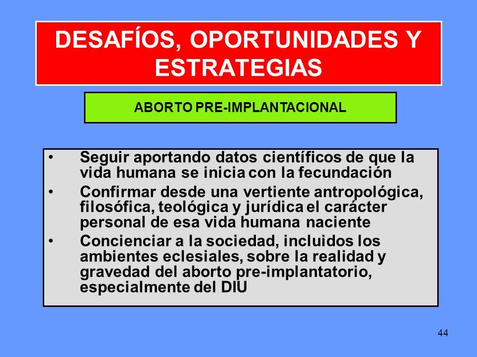 DESAFÍOS, OPORTUNIDADES Y ESTRATEGIAS
