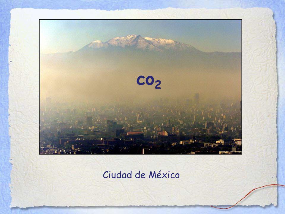 co2 Ciudad de México