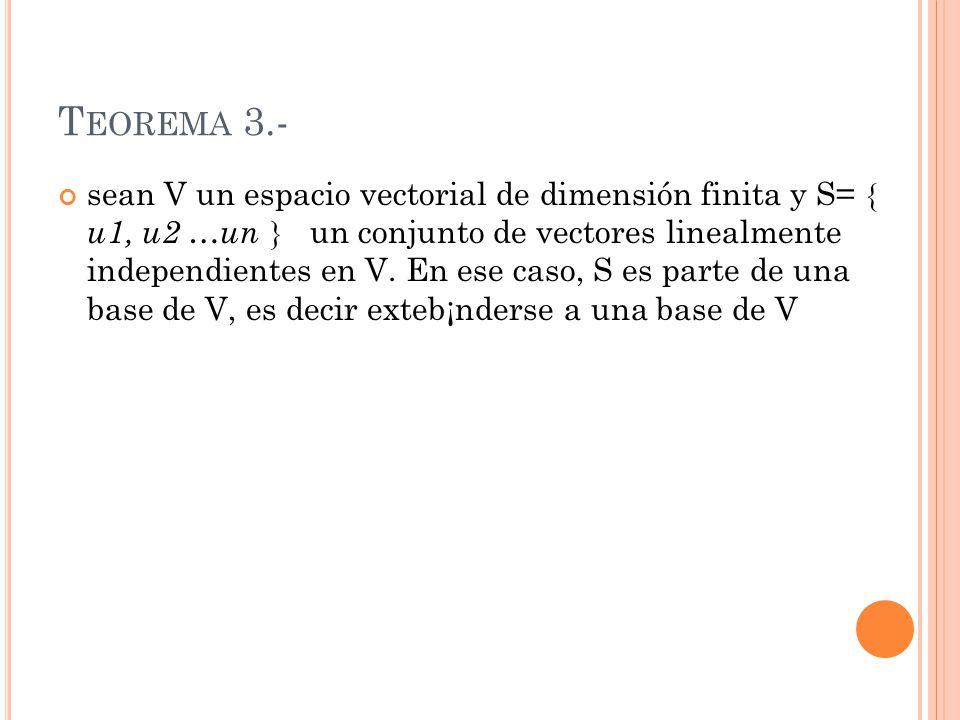 Teorema 3.-