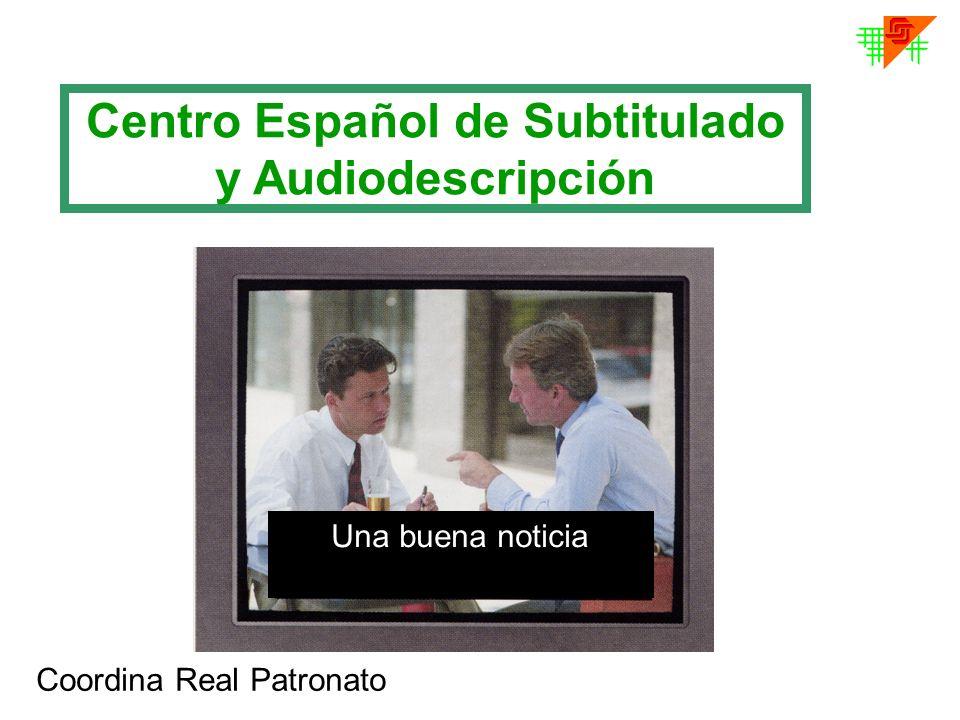 Centro Español de Subtitulado y Audiodescripción