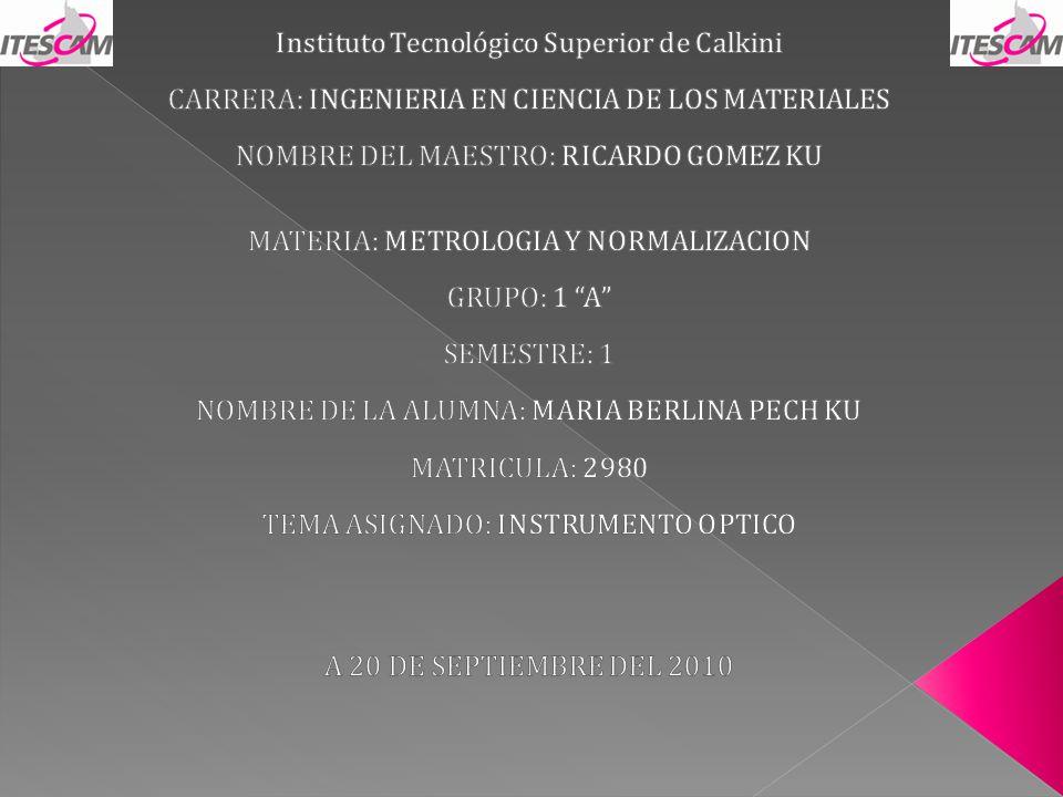 Instituto Tecnológico Superior de Calkini