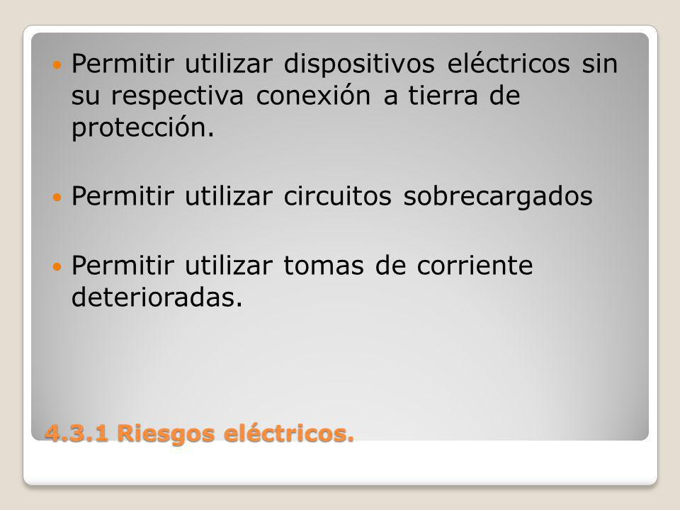 Permitir utilizar circuitos sobrecargados