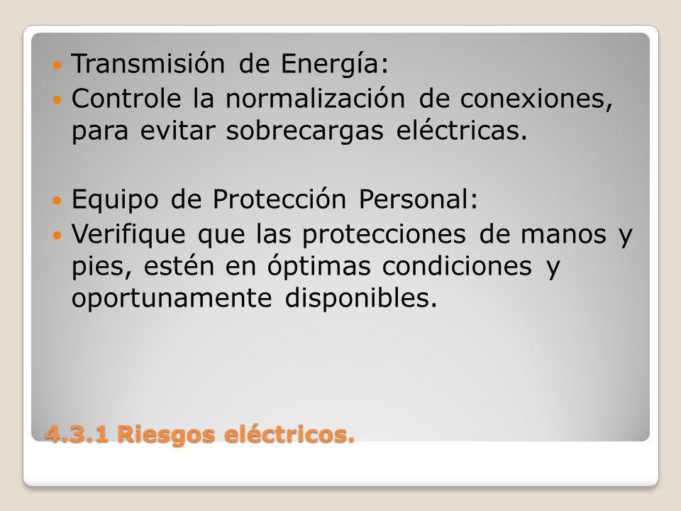 Transmisión de Energía: