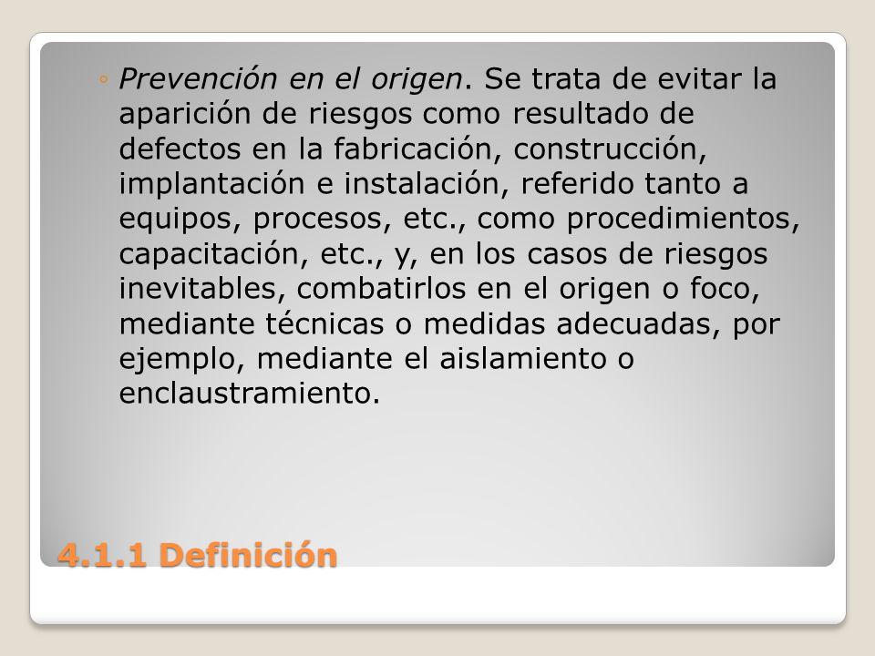 Prevención en el origen