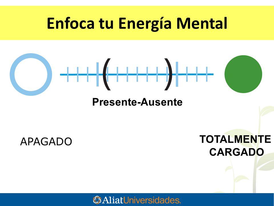 Enfoca tu Energía Mental