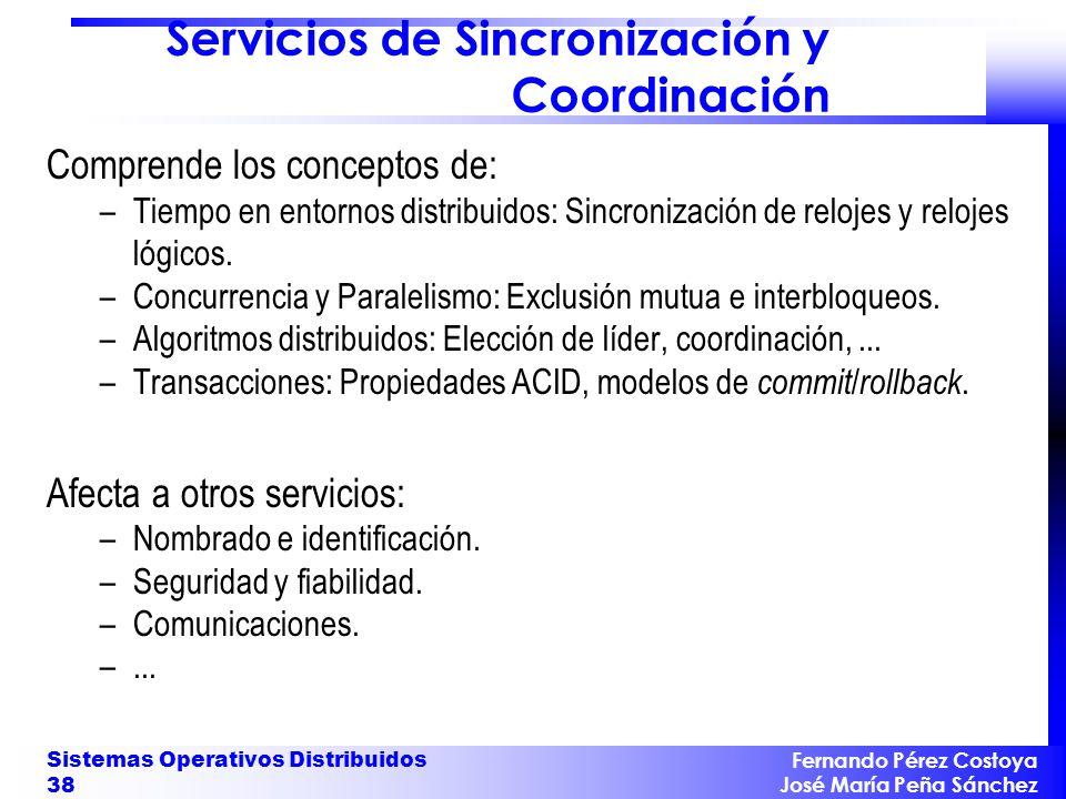 Memoria Compartida Distribuida (DSM)