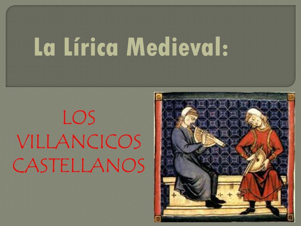 LOS VILLANCICOS CASTELLANOS