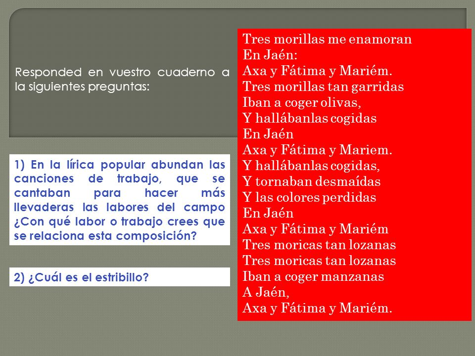 Tres morillas me enamoran En Jaén: Axa y Fátima y Mariém.