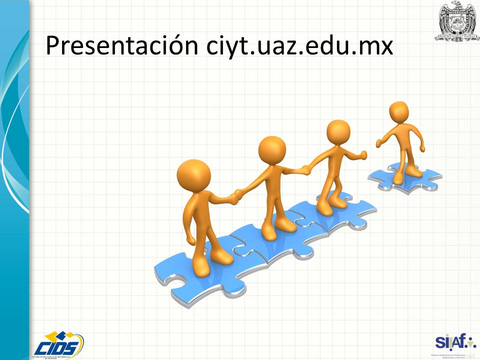 Presentación ciyt.uaz.edu.mx