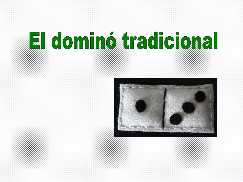 El dominó tradicional
