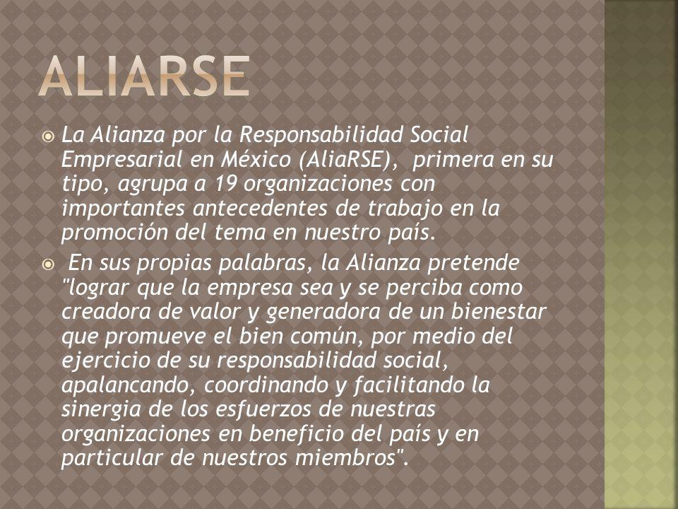 ALIARSE