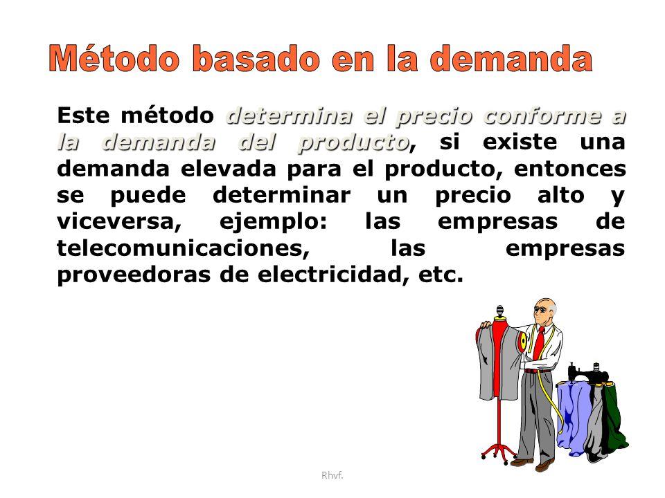Método basado en la demanda