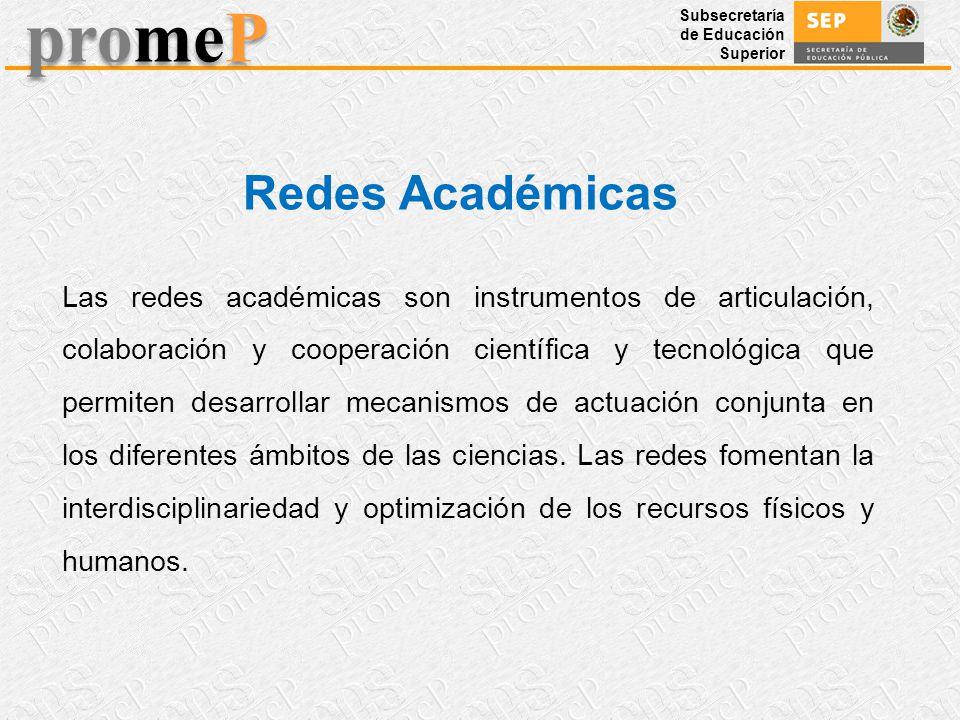 Redes Académicas