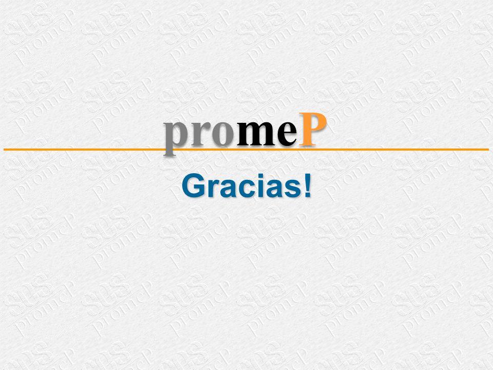 promeP Gracias!