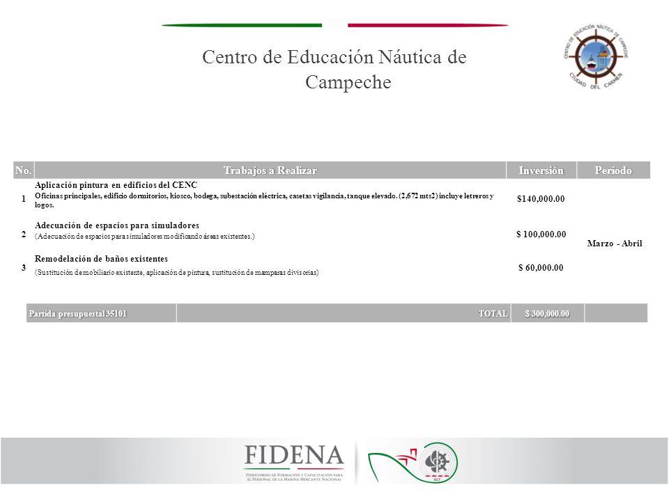 Centro de Educación Náutica de Campeche