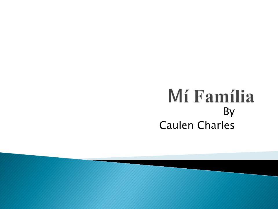 Mí Família By Caulen Charles