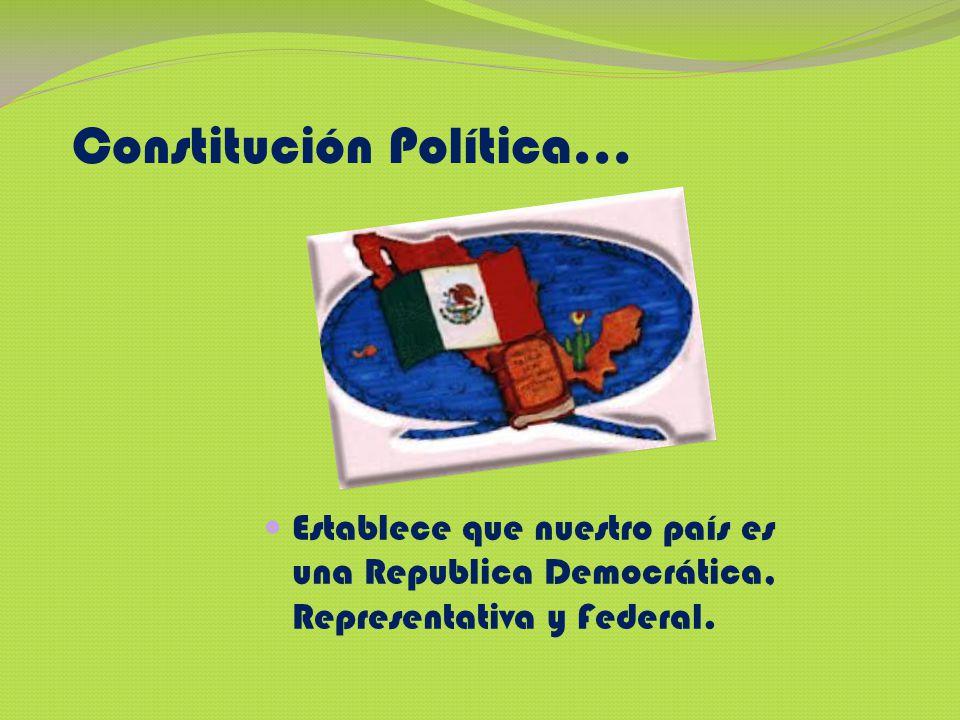 Constitución Política…