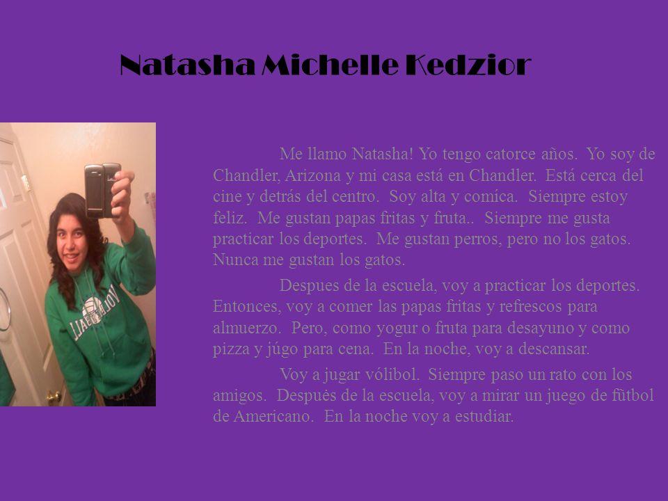 Natasha Michelle Kedzior