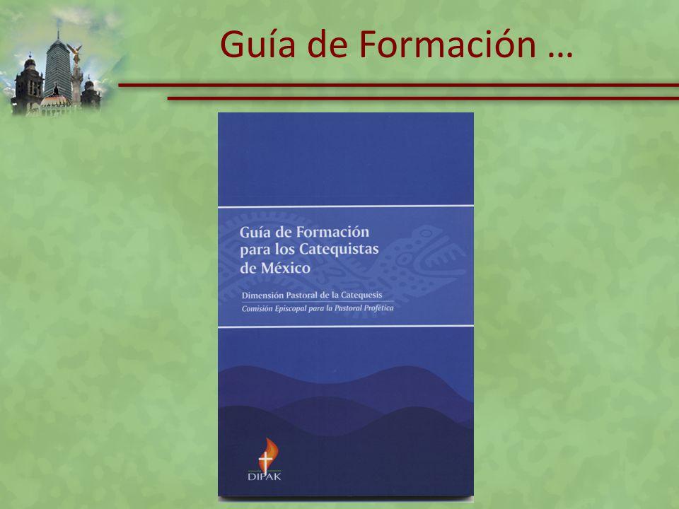 Guía de Formación …