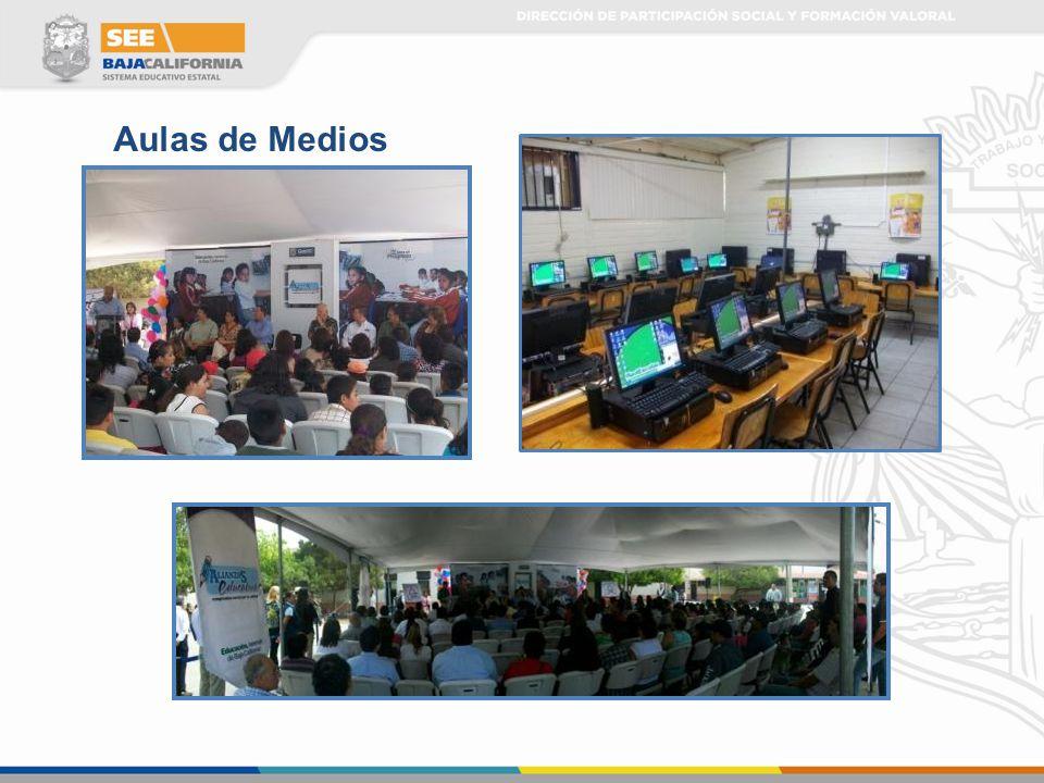 Aulas de Medios