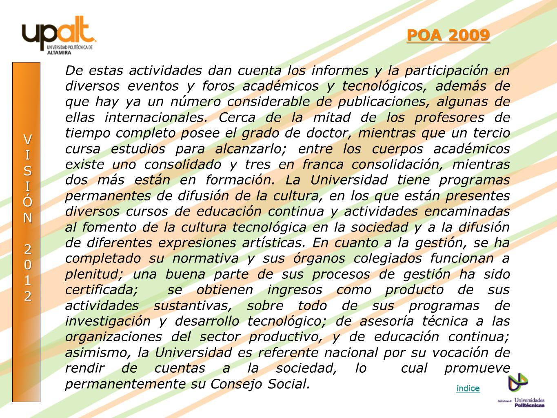 POA 2009