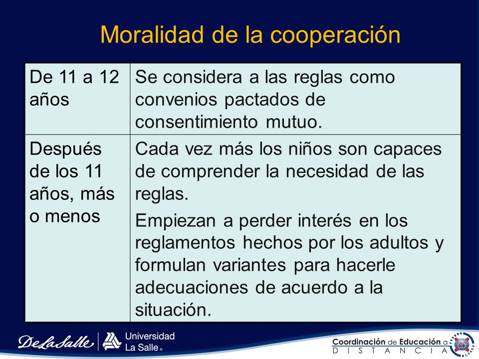 Moralidad de la cooperación