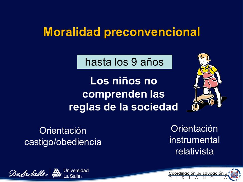 Moralidad preconvencional