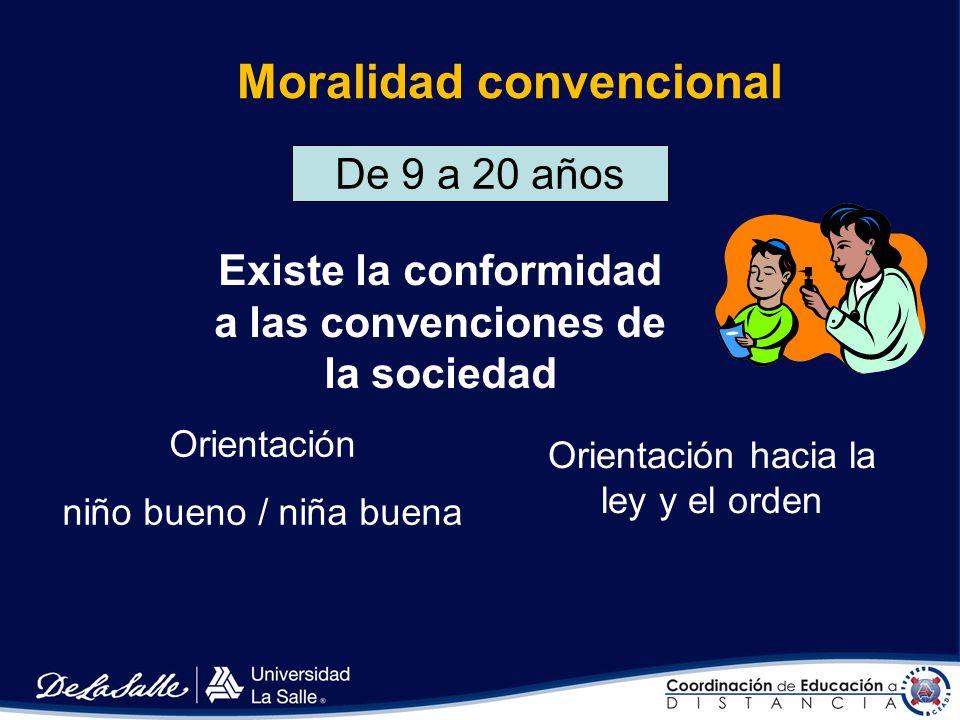 Moralidad convencional