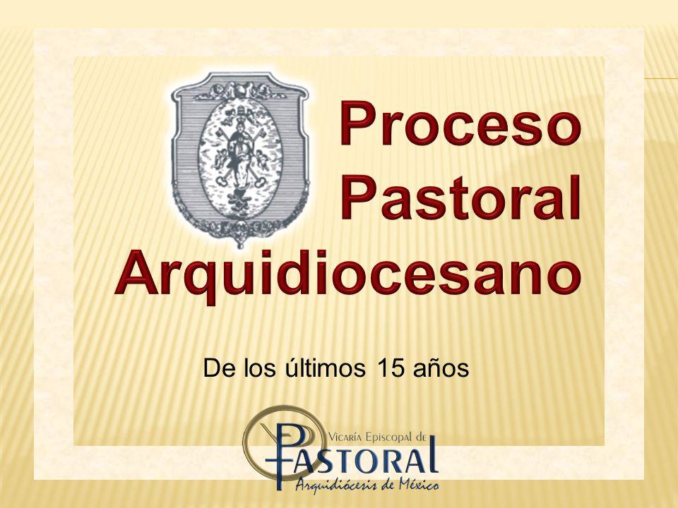 Pastoral Arquidiocesano