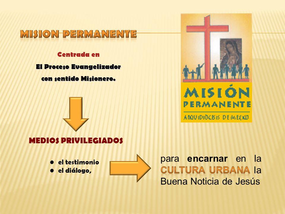El Proceso Evangelizador