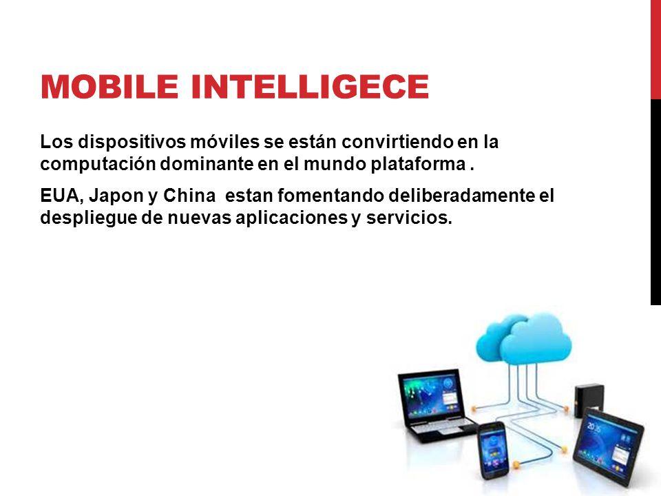 Mobile intelligece