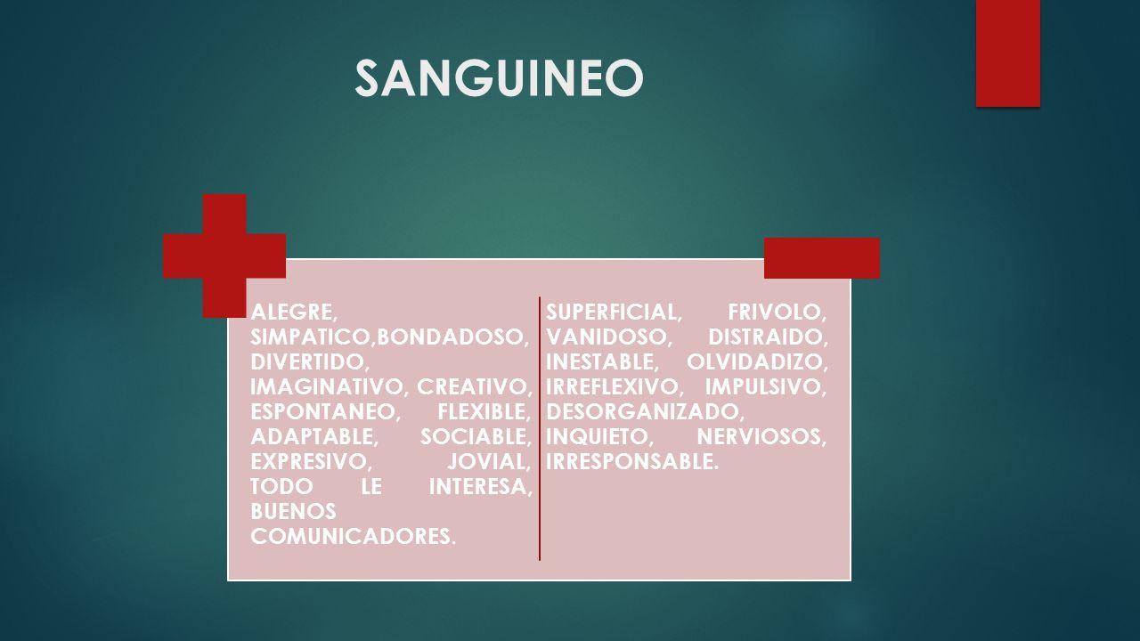 SANGUINEO