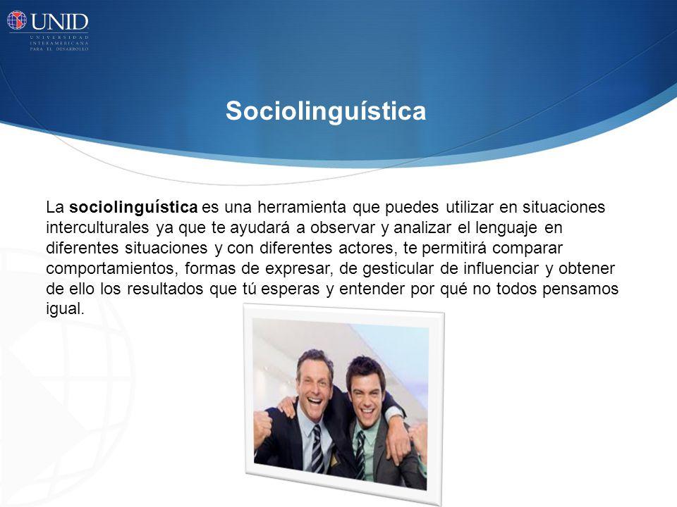 Sociolinguística