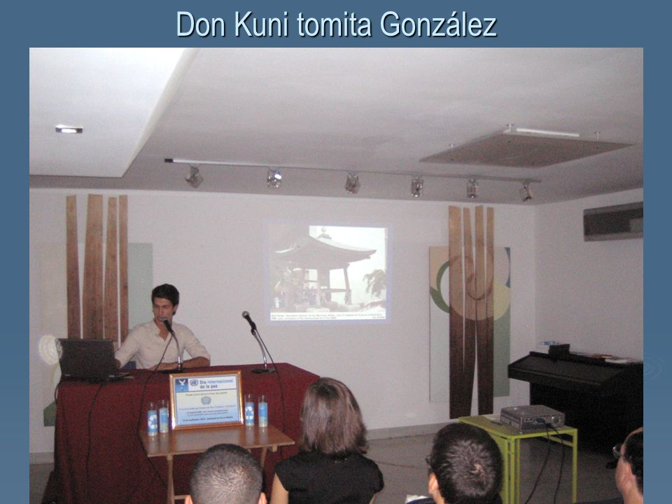 Don Kuni tomita González