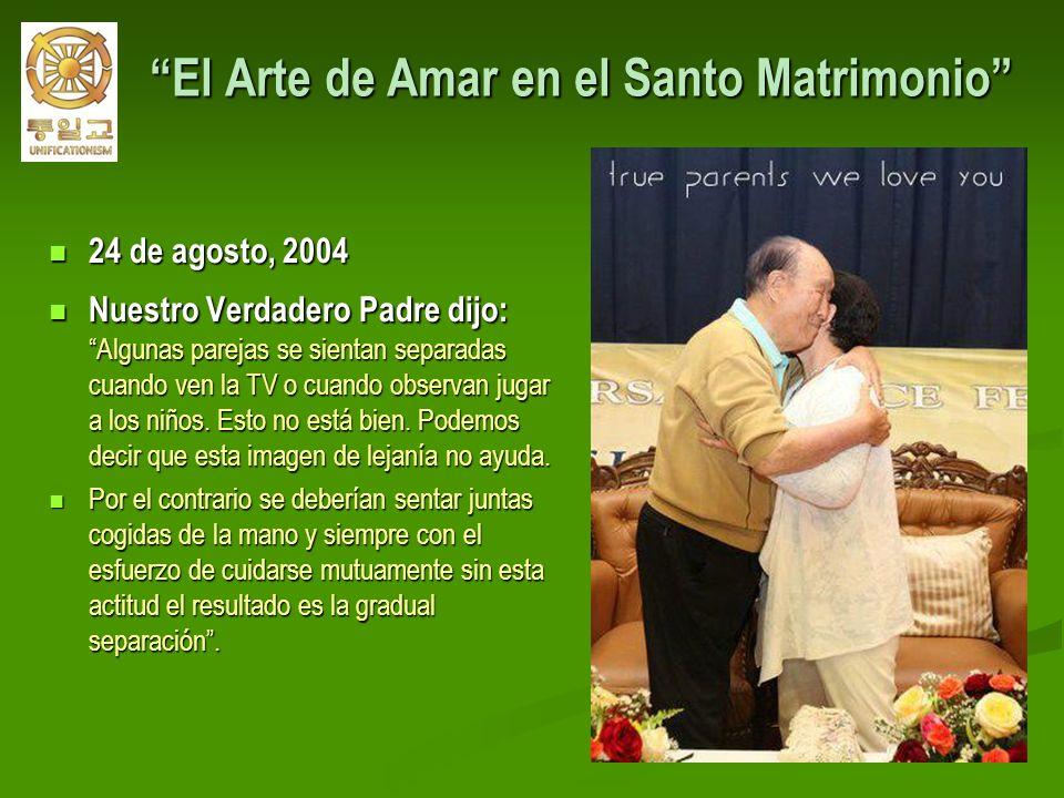 El Arte de Amar en el Santo Matrimonio