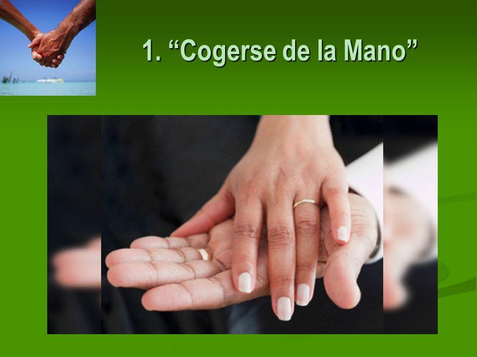 1. Cogerse de la Mano