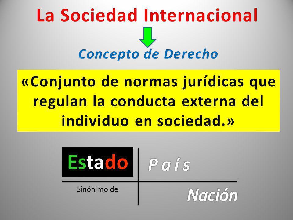La Sociedad Internacional