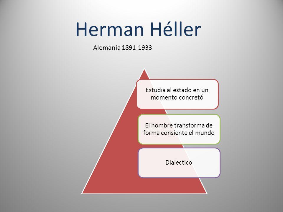 Herman Héller Alemania 1891-1933