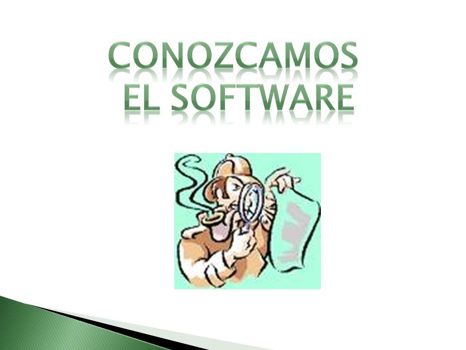 Conozcamos el software