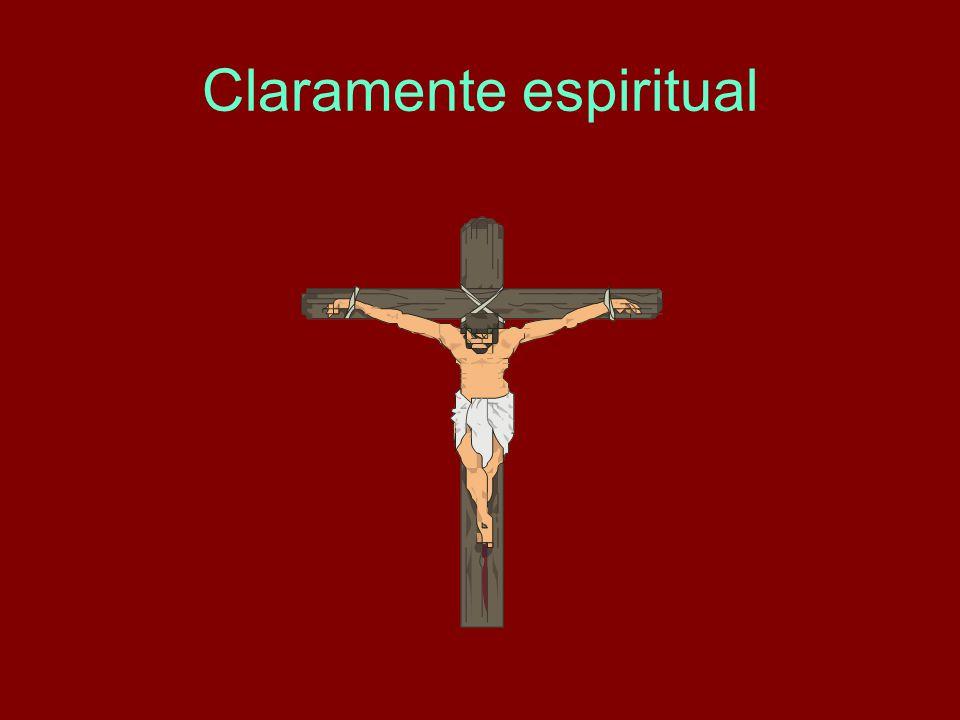 Claramente espiritual