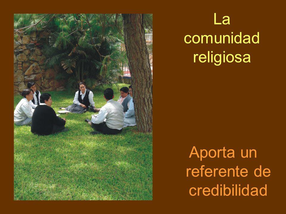 La comunidad religiosa