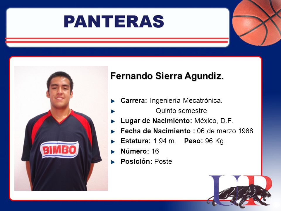 Fernando Sierra Agundiz.